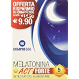 Act Melatonina Forte 5 Complex, 90 Compresse