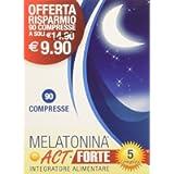 ACT Melatonina Forte 5 Complex, Blu, 90 Compresse