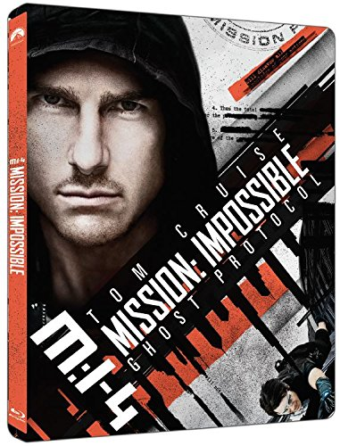 Mission impossible 4 : protocole fantôme [Blu-ray]