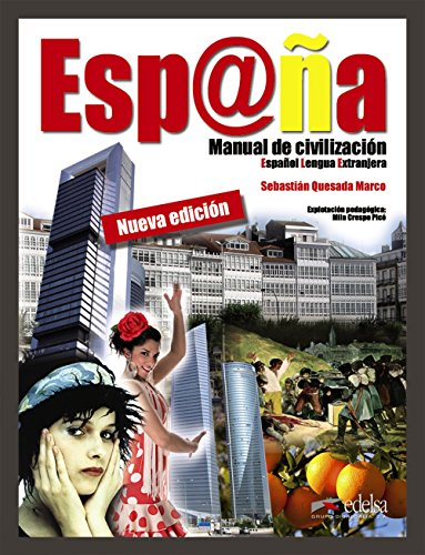 Espana manual de civilizacion - Livre + CD