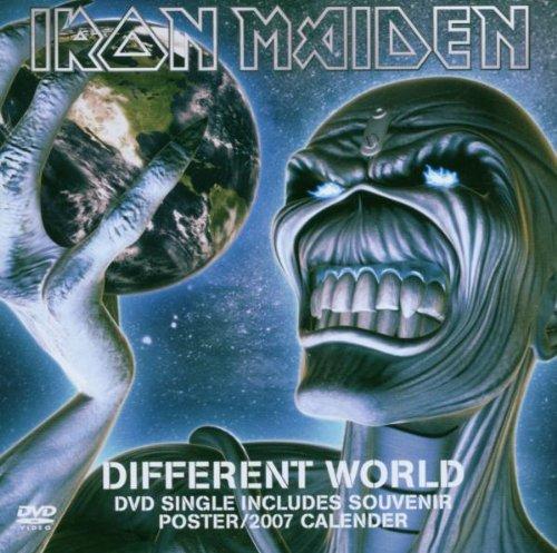 Iron Maiden - Different World (DVD-Single)