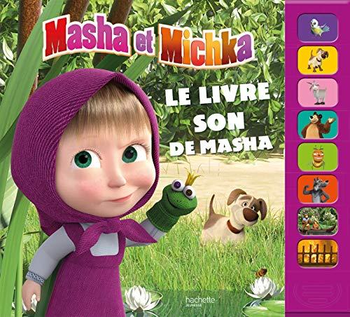 versi/ón Francesa Escribir y Dibujar 2019 Phidal Masha y Michka