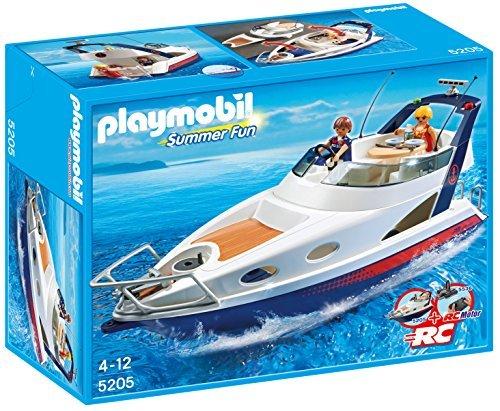Playmobil 5205 - Yate de verano divertido