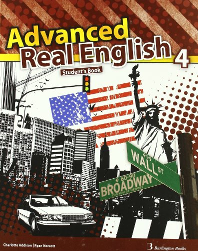 Advanced real english student's book 4º eso