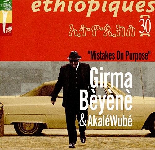 Mistakes on purpose : Ethiopiques, vol. 30