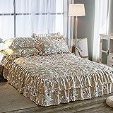 huyiming Utilisé pour la Version coréenne de la Jupe de lit épaisse pièce...