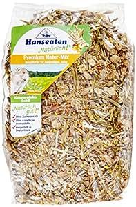 Nager Premium Natur Mix Rennmaus 600g, 1er Pack (1 x 600 g)