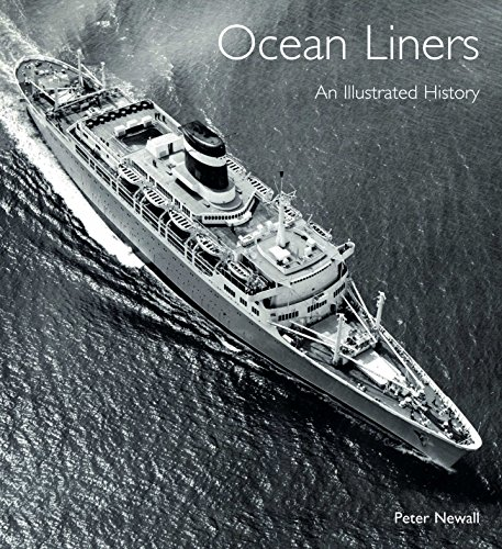 Ocean Liners por Peter Newall