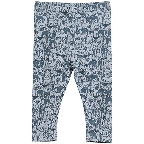 Wheat Baby-Jungen Leggings Blau (Ashley Blue 1011), 92 (Herstellergröße: 2y)