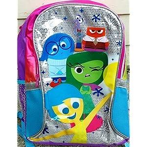 61lyjEu8K1L. SS300  - Inside Out Sparkle Backpack by GDC