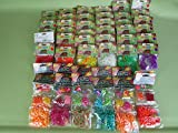 46 Packungen Loom Bänder bunt gemischt über 9000 Gummiringe ***Super-Set*** Preis gilt für das Gesamte Paket (46 Packungen)