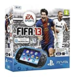 Console Playstation Vita Wifi + Fifa 13 voucher + Carte Mémoire 4 Go