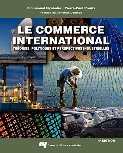 Le commerce international, 4e dition