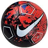 #6: Avatoz Football(CR7) - Size: 5, Diameter: 26 cm (Pack of 1, Multicolor)