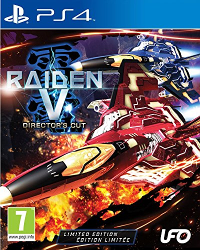 Raiden 5 Directors Cut L E  PS-4 UK