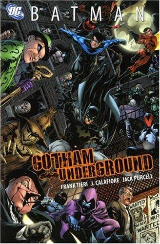 Gotham underground