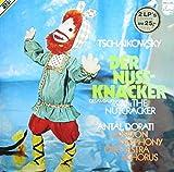 Tschaikowsky: Der Nussknacker / The Nutcracker (Gesamtaufnahme/Complete Recording) [Vinyl Doppel-LP] [Schallplatte]