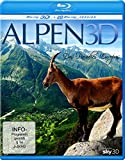 Alpen - Das Paradies Europas (inkl. 2D-Version) [3D Blu-ray]