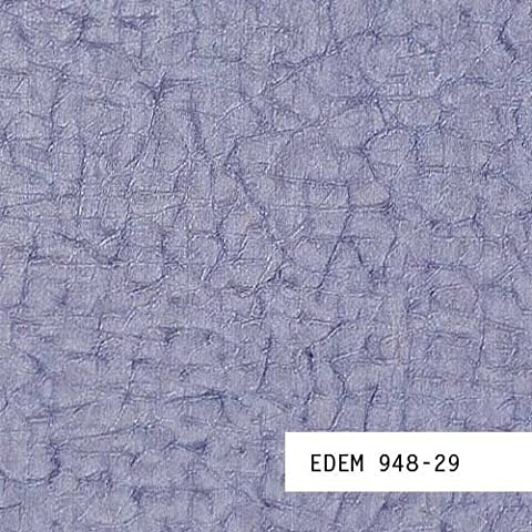 Papier peint ÉCHANTILLON EDEM 948 séries   Vintage design cuir fripé effet satin, 948-XX:S-948-29