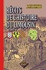 Récits de l'histoire du Limousin, tome 1 par Arbellot