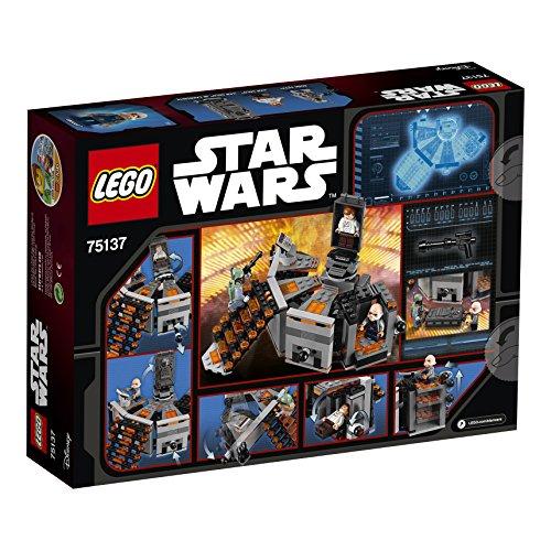 Imagen principal de LEGO Star Wars - Cámara de congelación en carbonita (75137)