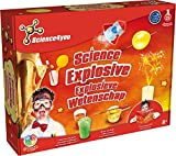 Science4You - SY611214 - Maxi Kit Scientifique - la Fabrique à Explosif