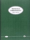 Semper Multiservice SEB000200 Registro Corrispondenza Arrivata/Partita