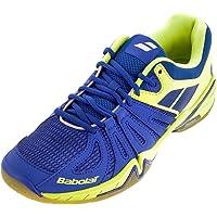 Babolat Shadow Spirit Men 30S1611BLEUJAUNEFLUO, Hanball Shoes