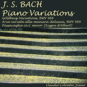 Goldberg Variations, BWV 988: Variatio 22