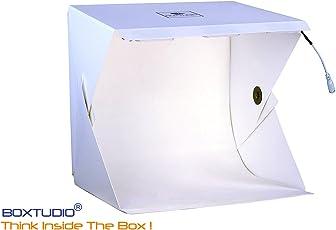 BOXTUDIO Polymer Tabletop Portable PhotoStudio (38x38x38cm)