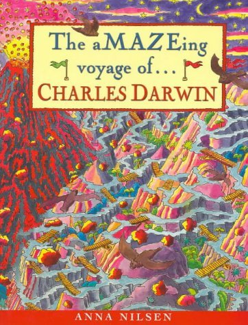 The Amazing Voyage of Charles Darwin (Great explorer) by Anna Nilsen (2003-10-29) par Anna Nilsen
