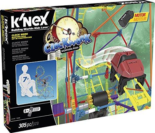 K'NEX - Montaña Rusa, 305 piezas (K'NEX 41210)