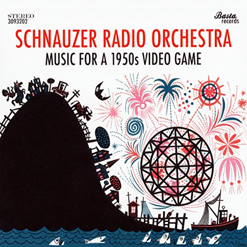 Music for a 1950s Videogame (Schnauzer-rock)