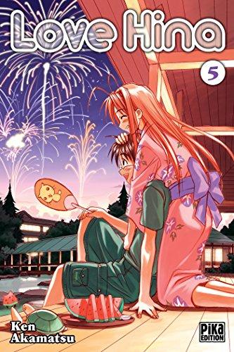 Love Hina T05 par Ken Akamatsu