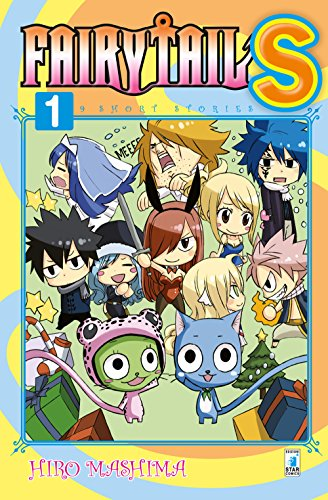 Fairy tail S. 9 short stories: 1