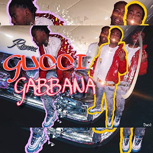 Gucci Gabbana [Explicit]