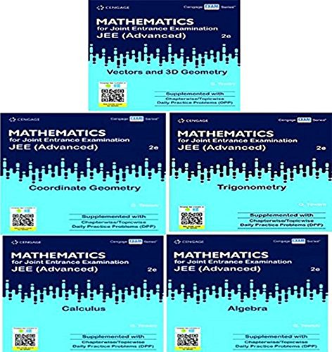 Cengage Maths Set Of 5 Books 2019(Paperback, G TIWANI)
