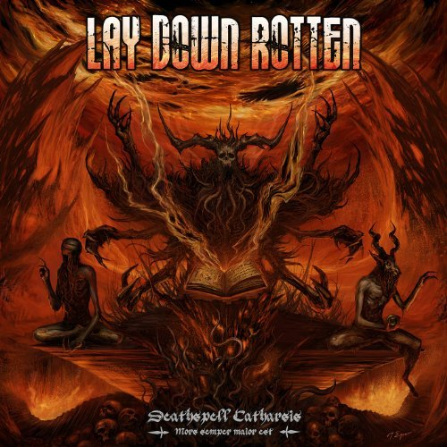 Deathspell Catharsis by Lay Down Rotten
