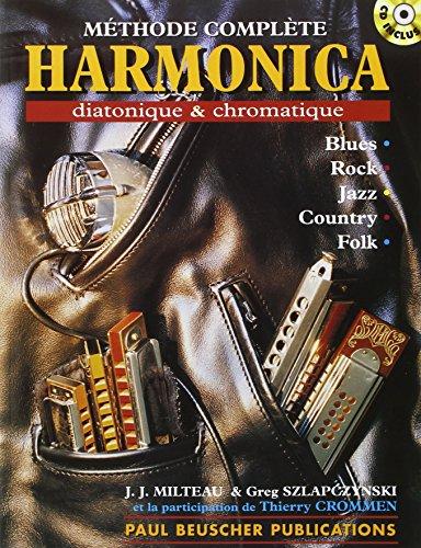 Méthode complète d'harmonica diato...