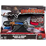 Dragons 6024756 - Deluxe Toothless Elettronico