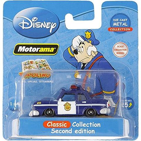 Voiture de police Disney - Collection classique - Transport, véhicules