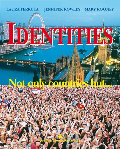 Identities. Not only countries but. Per le Scuole superiori. Con CD Audio