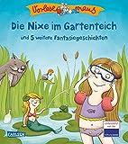 VORLESEMAUS 23: Die Nixe im Gartenteich und 5 weitere Fantasiegeschichten