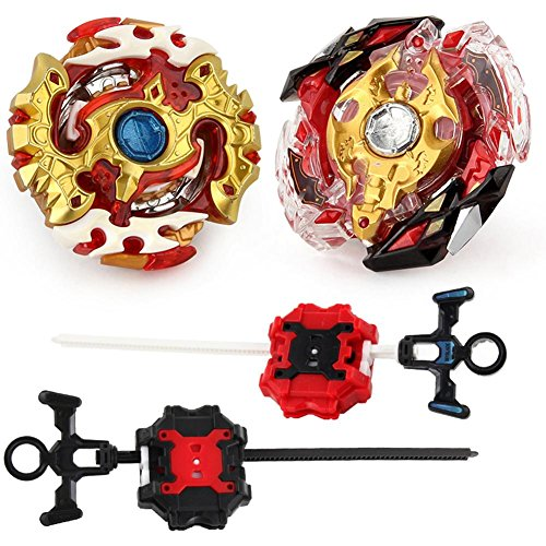 HitTime New Beyblade Burst B-86 Starter Legend Spriggan Gyro Set Toy Gifts for Kids Random Color
