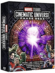 Marvel Studios - Cinematic Universe : Phase Deux