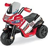 Peg Perego Ducati Desmosedici Moto a Tre Ruote