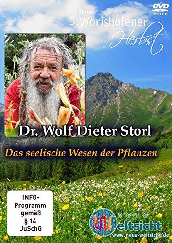 Das seelische Wesen der Pflanzen - Dr. Wolf Dieter Storl: Diese DVD wurde im Oktober/November 2011 auf dem Kongress