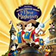 Mickey Donald Goofy - The Three Musketeers Original Soundtrack