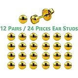 THERMO Ear Piercing Gun/Ear-Nose-Navel Body Piercing Gun