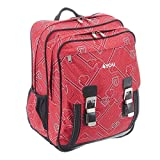 4 You Flash Heroes Schulrucksack Classic Plus mit Laptopfach 43 cm Heartlines